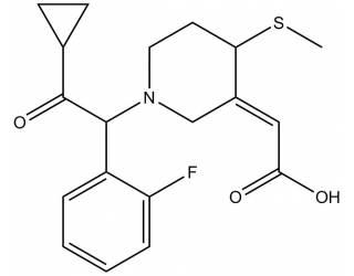 [metabolites] Prasugrel metabolite R106583 (Mixture of diastereoisomers)