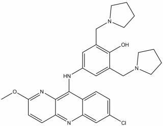 [reference-standards] Pyronaridine