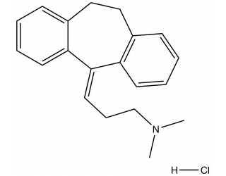 [reference-standards] Amitriptyline hydrochloride salt