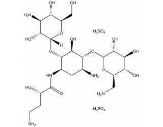 [reference-standards] Amikacin disulfate  salt