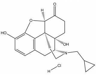 [reference-standards] Naltrexone hydrochloride salt