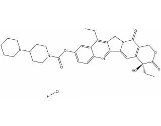 [reference-standards] Irinotecan hydrochloride salt
