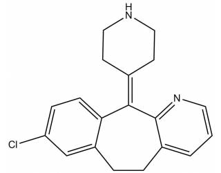 [metabolites] Descarboethoxyloratadine