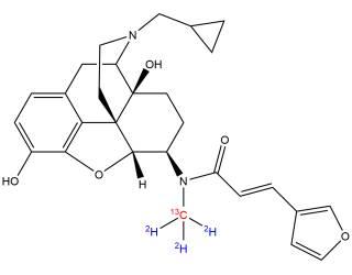 [stable-labeled-standards] Nalfurafine
