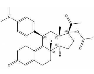 [reference-standards] Ulipristal acetate salt