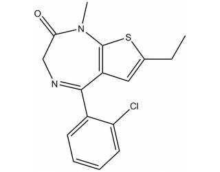 [reference-standards] Clotiazepam