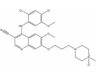 [metabolites] Bosutinib N-oxide