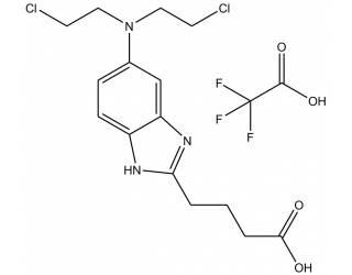 [metabolites] N-Desmethylbendamustine trifluoroacetate salt