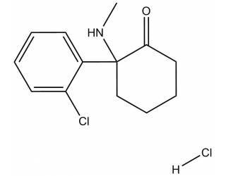 [reference-standards] Ketamine hydrochloride salt