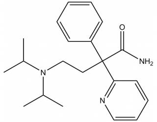[reference-standards] Disopyramide, racemic mixture