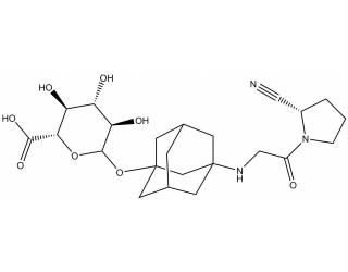 [metabolites] Vildagliptin β-glucuronide