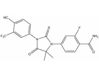 [metabolites] Desmethyl-enzalutamide