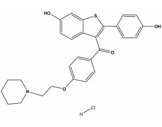 [reference-standards] Raloxifene hydrochloride salt