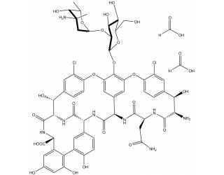 [metabolites] Des-Leucine-Vancomycin diformate salt