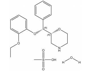 [reference-standards] Reboxetine mesylate salt hydrate