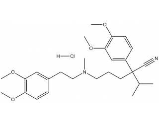[reference-standards] Verapamil hydrochloride salt