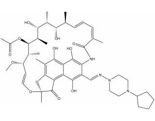 [reference-standards] Rifapentine