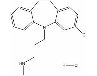 [metabolites] N-Desmethylclomipramine hydrochloride salt