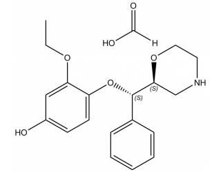 [metabolites] (S,S)-Reboxetine Phenol B metabolite formate salt