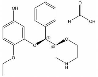 [metabolites] (S,S)-Reboxetine Phenol A metabolite formate salt