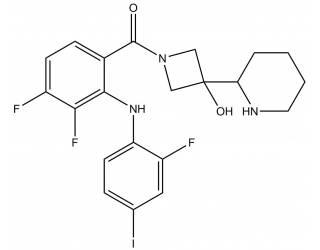 [reference-standards] Cobimetinib, racemic mixture