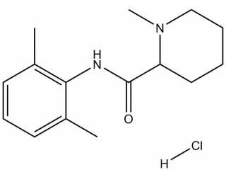 [reference-standards] Mepivacaine hydrochloride salt