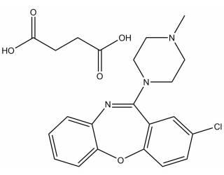 [reference-standards] Loxapine succinate  salt