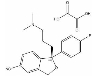 [reference-standards] Escitalopram oxalate salt