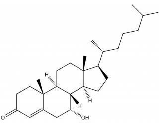 [reference-standards] 7-α-Hydroxy-4-cholesten-3-one
