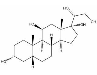 [metabolites] a-Cortol, isomeric mixture