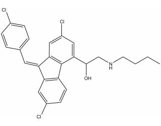 [metabolites] N-Desbutyllumefantrine
