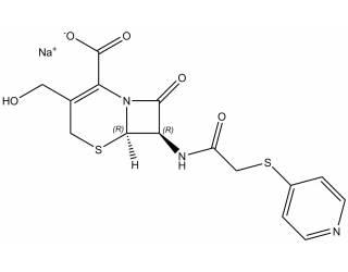 [metabolites] Desacetyl cefapirin sodium salt