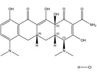 [reference-standards] Minocycline hydrochloride salt