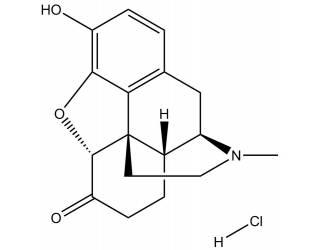 [reference-standards] Hydromorphone hydrochloride salt