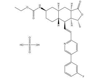 [reference-standards] Vorapaxar sulfate salt