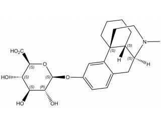 [metabolites] Dextrorphan-β-D-O-glucuronide