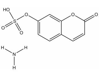 [metabolites] 7-Hydroxycoumarin sulfate ammonium salt