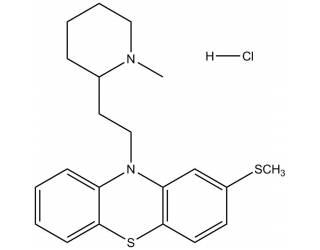 [reference-standards] Thioridazine hydrochloride salt
