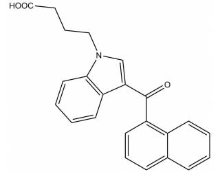 [reference-standards] JWH073-butanoic acid metabolite