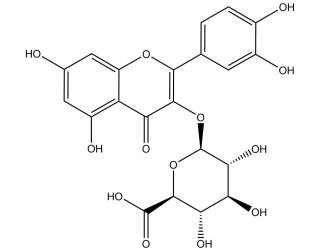 [metabolites] Quercetin-3-O-β-D-glucuronide