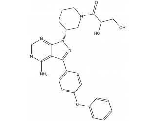 [metabolites] Dihydrodiol-ibrutinib