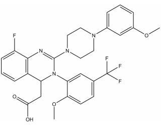 [reference-standards] Letermovir, racemic mixture