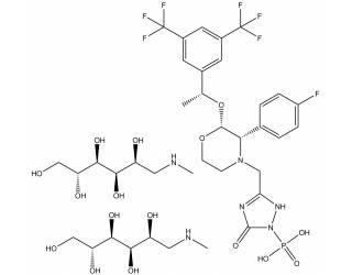 [references-standards] Fosaprepitant dimeglumine  salt