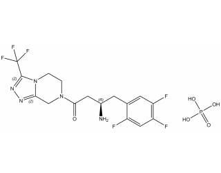 [stable-labeled-standards] Sitagliptin phosphate salt