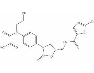 [metabolites] Rivaroxaban metabolite M1