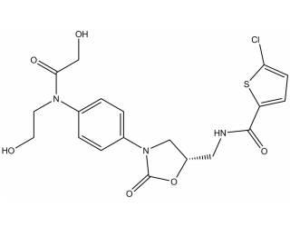 [metabolites] Rivaroxaban diol metabolite