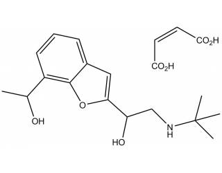 [metabolites] 1'-Hydroxybufuralol maleate salt