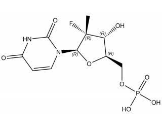 [metabolites] Sofosbuvir metabolite GS-606965