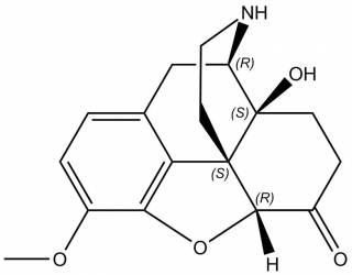 [metabolites] Noroxycodone