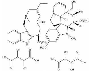 [reference-standards] Vinorelbine tartrate salt